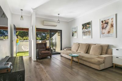 Relaxed Parkside Living Meets Urban Village Convenience