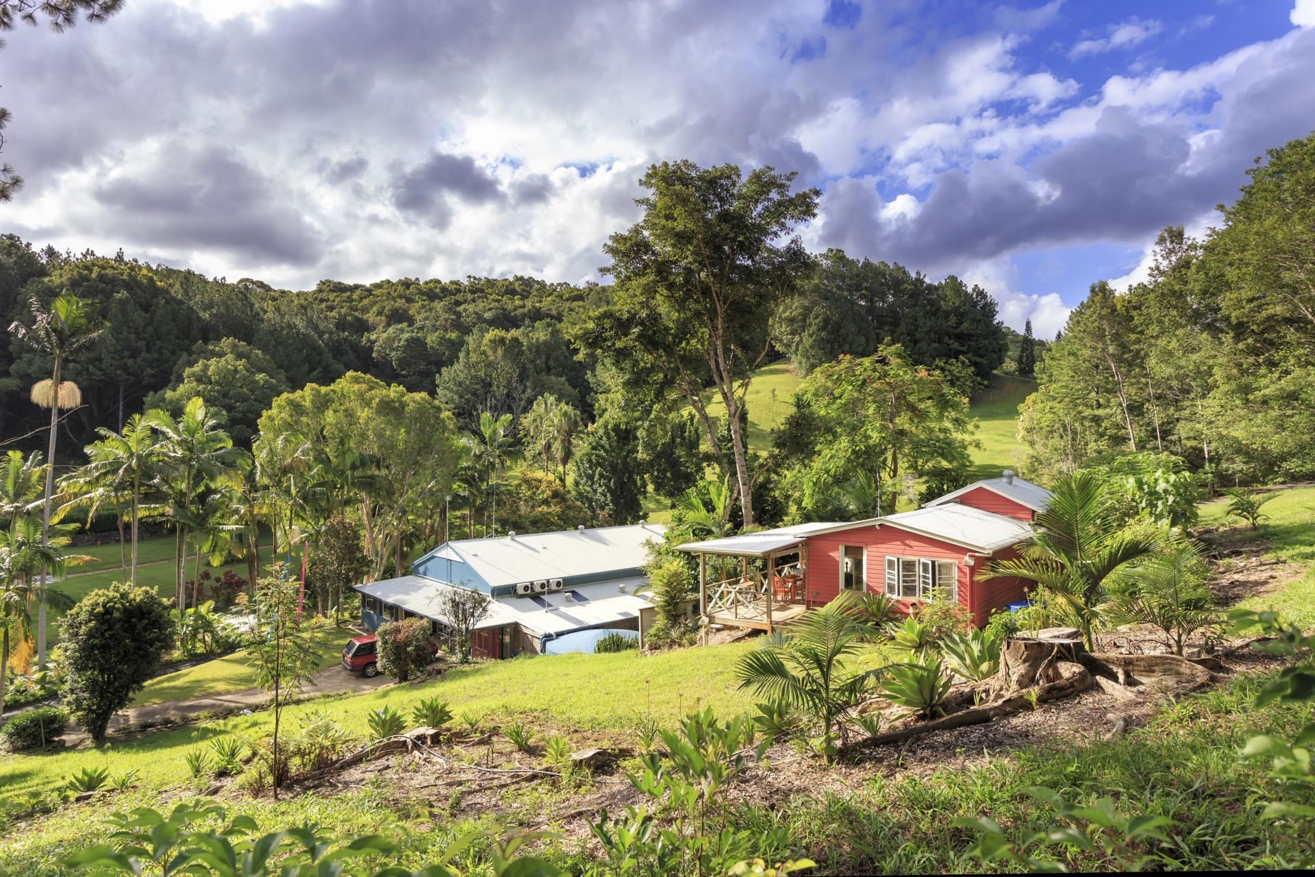 Additional photo for property listing at Rosehill Estate - A hinterland paradise  Nobbys Creek, 新南威尔士,2484 澳大利亚