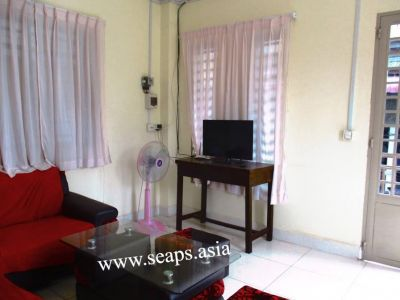 Tonle Bassac, Phnom Penh   Condo for rent in Chamkarmon Tonle Bassac img 5