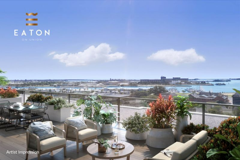 Eaton on Union - View plans at 443 Hunter St
