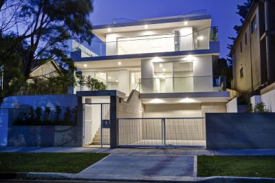 Magnificent New Luxury Family Home Offers Ultra Spacious Living, Private Sundrenched Gardens & Pool In Premier Enclave