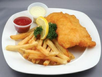 North Eastern Suburb Fish Chips - 10095