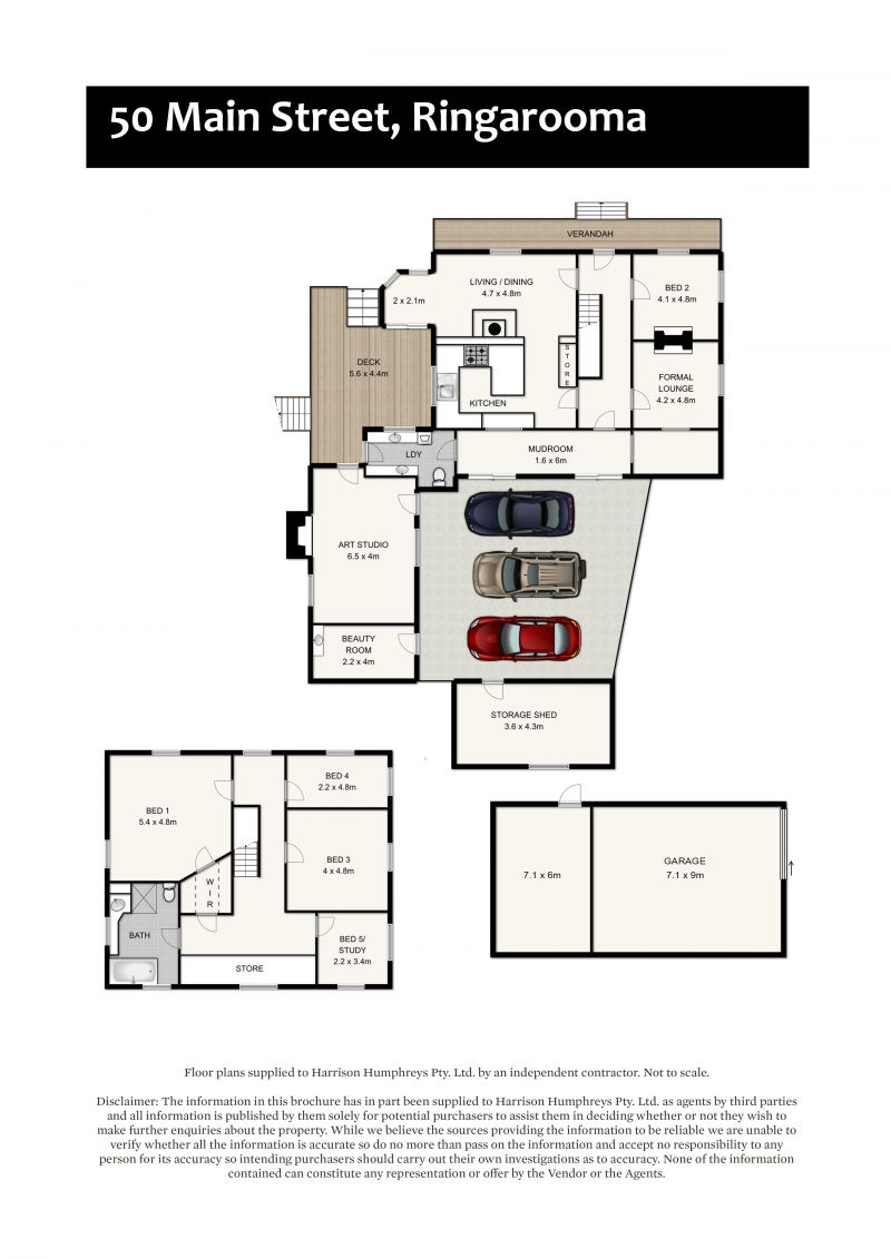 50 Main Street Floorplan
