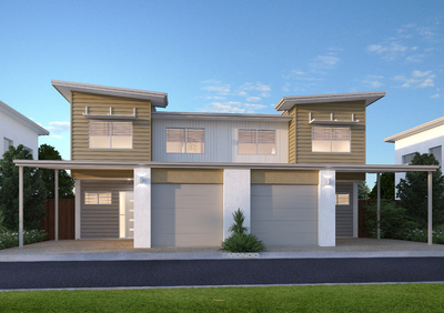 Brand New Ashby Meadows Townhouses 18km from Brisbane