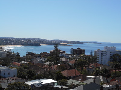 Stunning Views over Manly - Over-sized apartment !!!!