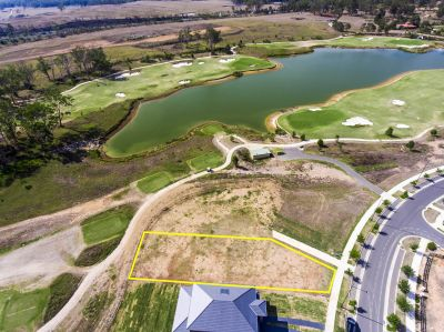 Bingara Gorge - On the Fairway  1020m2