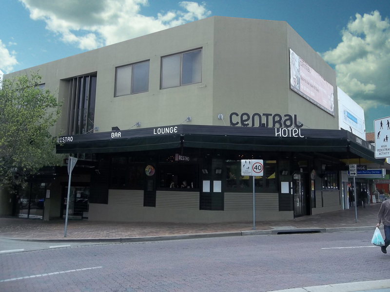LEASEHOLD HOTEL EXPRESSION OF INTEREST - Central Hotel, Blacktown