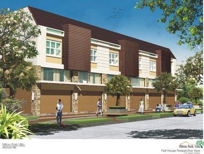Borey Hillton  Park Villa, Sangkat Buon, Sihanoukville | Borey for sale in Sihanoukville Sangkat Buon img 9