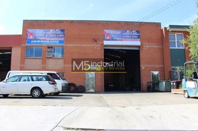 417sqm Freestanding Mechanical Workshop