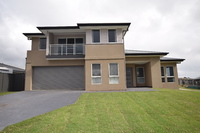 Brand New Attached 5 Bedroom 2 Storey Home