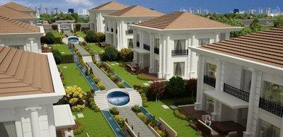 Orkide  Villa , Teuk Thla, Phnom Penh | Borey for sale in Sen Sok Teuk Thla img 2