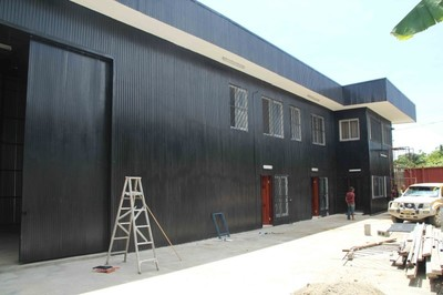 NM2156 - Warehouse/Office space/Unit - ACH