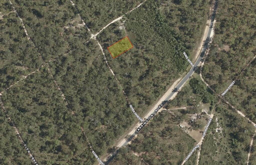Ideal Private Camp Site