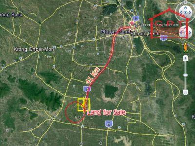 Chongruk   Land for sale in Kong Pisei Chongruk img 0