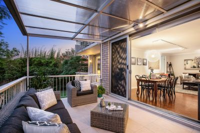 'Four Jacarandas' - Outdoor Living at its Best with 142sqm on title