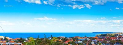 Sundrenched Freestanding Home. Approx. 800sqm + 2 street frontages. Expansive Ocean & Bridge views. Enormous Potential to Renovate/Rebuild/Redevelop