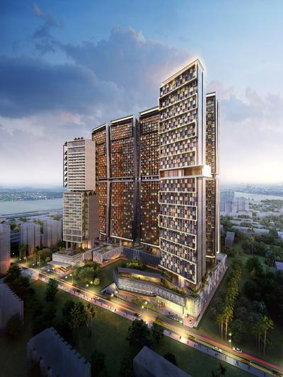 New Development for sale in Chroy Changvar Chroy Changvar