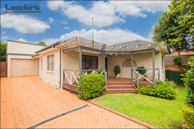 RECORD SALE for single level house less than 1,000 m2 under postcode 2114 this year - Sold by Justin Chau