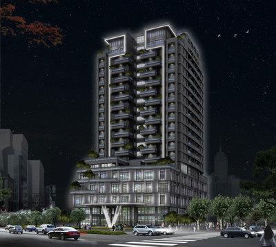 TK Royal  One, Tuek L'ak 1, Phnom Penh | New Development for sale in Toul Kork Tuek L'ak 1 img 2