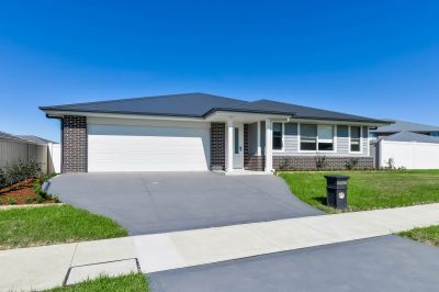 Brand New Family Home on 602m2