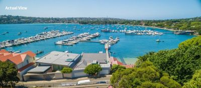 Harbourside Prestige On Over Approx. 1000sqm Land With Dazzling Water Views, Dual Street Frontage & Unrivalled Possibilities