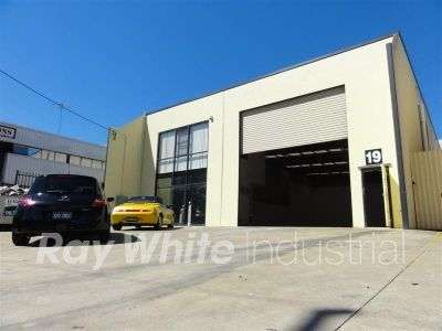 426sqm - Modern Freestanding Warehouse/Office