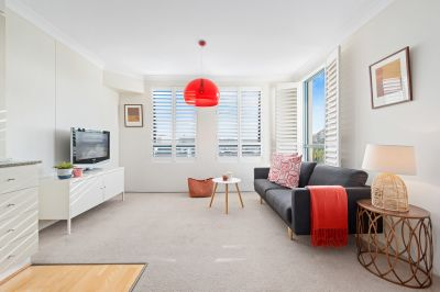 Stylish and easy care in the village heart