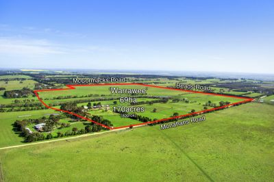 'Warrawee' - 69ha (170 Acres) approx.