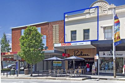 The convenience of Leichhardt at your door