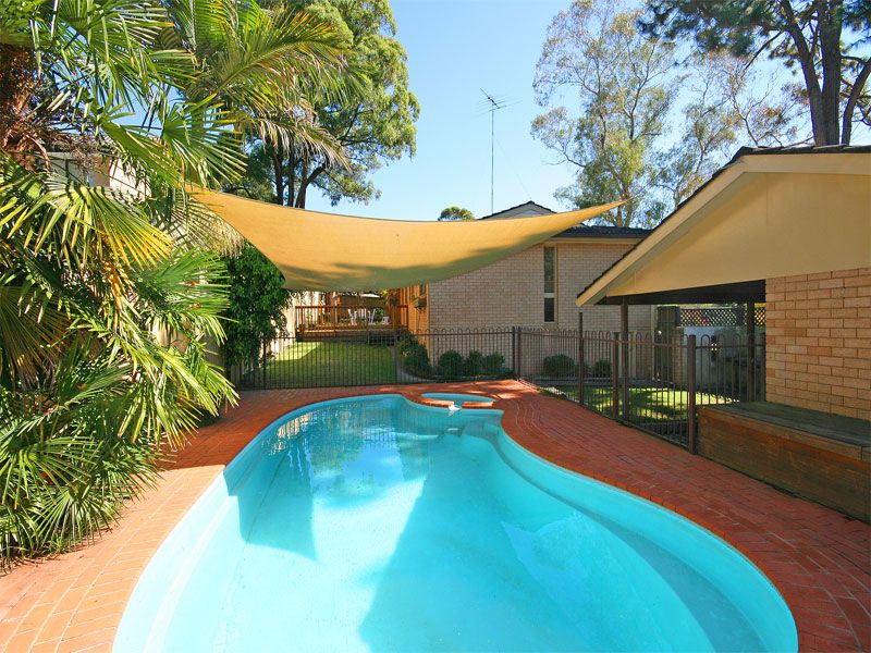 Warm and inviting family home with lovely pool and garden  wide frontage and envirocycle.