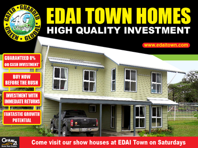 Edai Town Special Offers