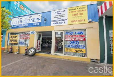 Invest or Relocate, Main Road Shopping