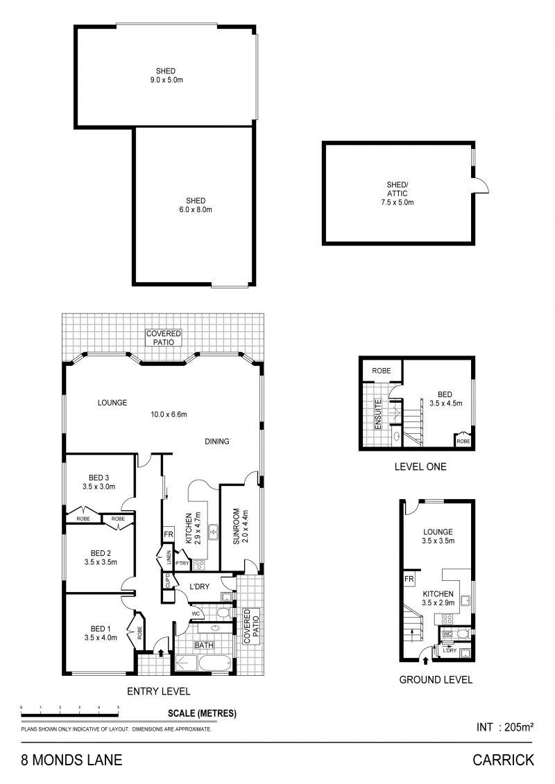 8 Monds Lane Floorplan