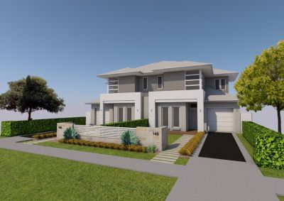 Designer duplex – Off the plan opportunity