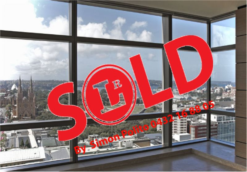 SOLD BY SIMON POLITO 0432 16 88 05