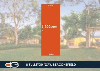 8 Fullston Way, Beaconsfield
