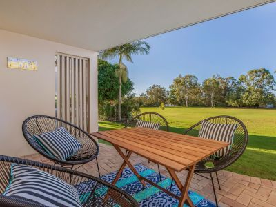 Furnished 3 bed unit with river views - Short term or longer lease available.