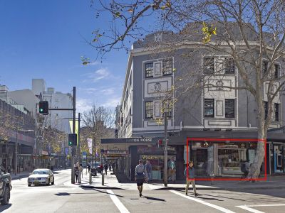 INCREDIBLY RARE RETAIL INVESTMENT IN THE HEART OF POTTS POINT