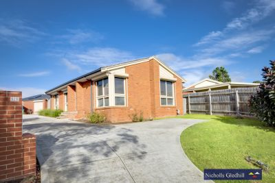 3 BEDROOM HOME WITH UNIT AT REAR (ONLY 2 ON THE BLOCK WITH NO BODY CORPORATE)