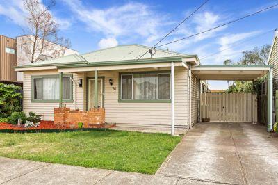80 Wellington Street, West Footscray