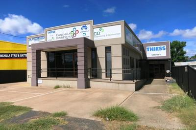Offices at Chinchilla Business Hub