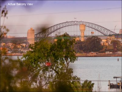 Harbour Bridge Views + Immaculate family home on 905m2 block