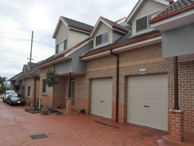 A rare opportunity,  whole block of 4 town houses in prime location