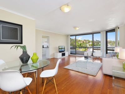 Substantial apartment retreat, quality setting