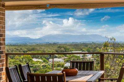 Panoramic Views Over Byron Bay & To The Hinterland