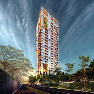 New Development for sale in Chamkarmon BKK 1