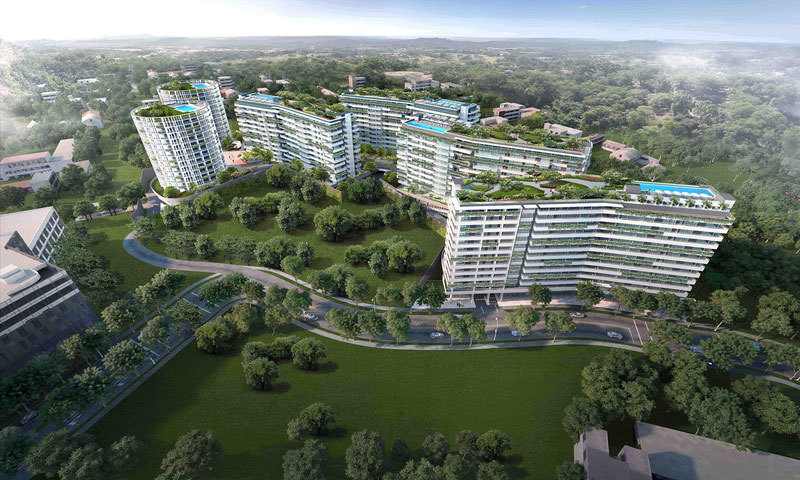 Bodaiju Residences, Kakap, Phnom Penh | New Development for sale in Por Sen Chey Kakap