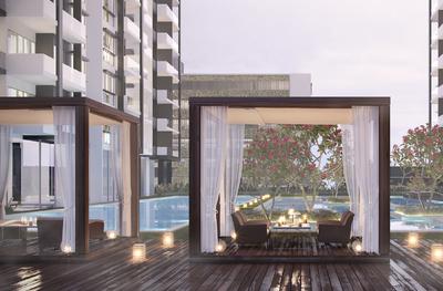 Axis  Residences, Teuk Thla, Phnom Penh   New Development for sale in Sen Sok Teuk Thla img 5