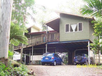 Secluded 2 bedroom cottage in Springbrook