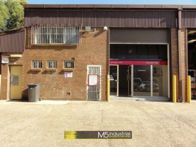 131 SQM - WAREHOUSE + OFFICE